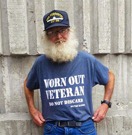 Worn Out Veteran