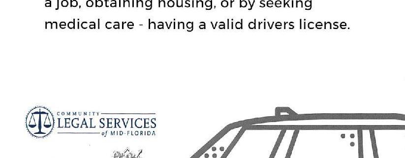 FREE Drivers License Reinstatement Clinic (Orlando) - Salute